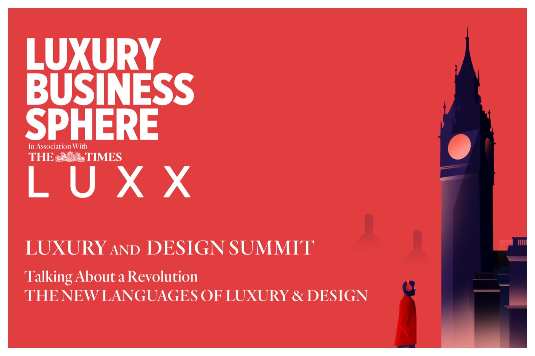 Luxury Business Sphere Summit.