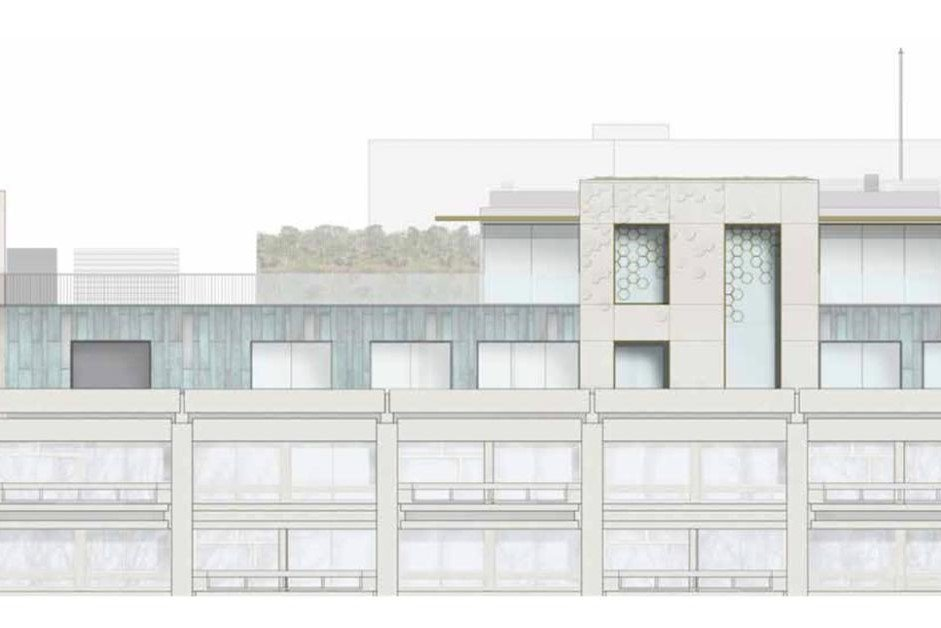 Planning Submitted On Central London Penthouse.
