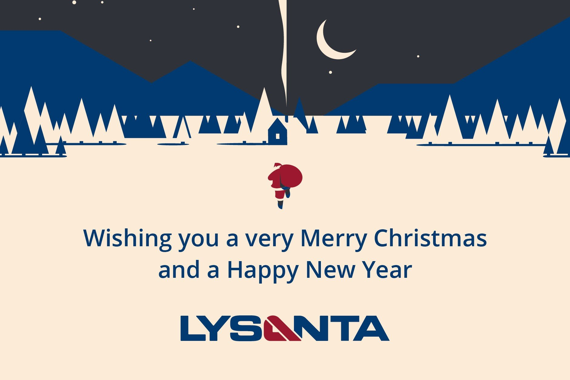 Wishing You A Very Merry Christmas.