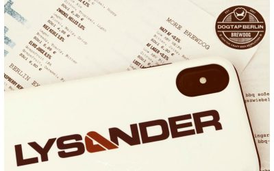 Senior Management Team Visit Lysander Germany Offices.