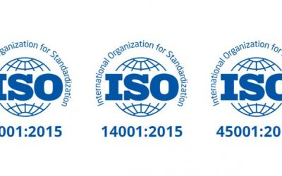 Lysander Awarded ISO Certifications.